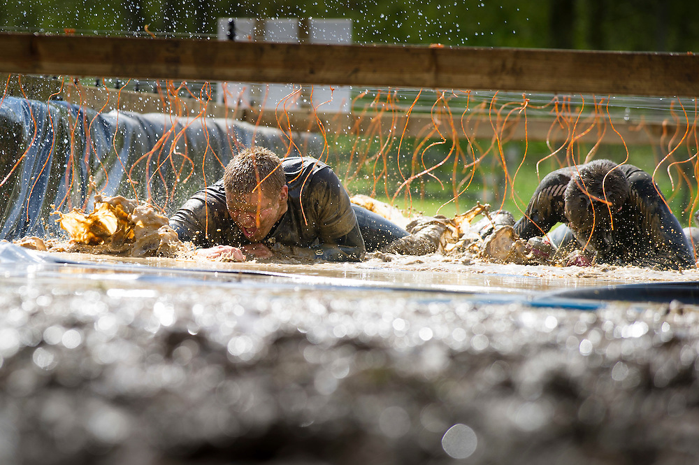 Tough Mudder - May 2012 - Northamptonshire - Electric Eel