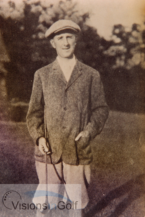 William C Fownes jnr, developer of Oakmont<br /> Picture Credit: &copy;Visions In Golf / Michael Hobbs