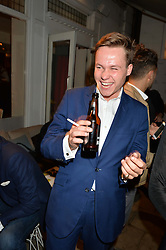ARCHIE MANNERS at the Bluebird's End of Summer Party with Taylor Morris held at Bluebird, 350 King's Road, London on 29th September 2016.