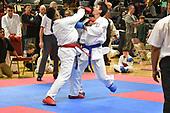 Cat 65 & 66 - 18yrs Over - Senior Male Under 75kg Kumite