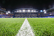 General view inside Stamford Bridge Stadium during the EFL Cup 4th round match between Chelsea and Derby County at Stamford Bridge, London, England on 31 October 2018.