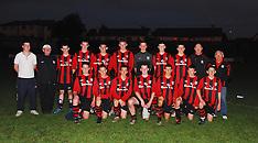 Westport Utd U 16's V C'Morris