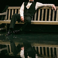 Waste by Harley Granvelle Barker;<br /> Directed by Roger Michell;<br /> Charles Edwards as Henry Trebell;<br /> Lyttelton Theatre, National Theatre, London, UK;<br /> 9 November 2015