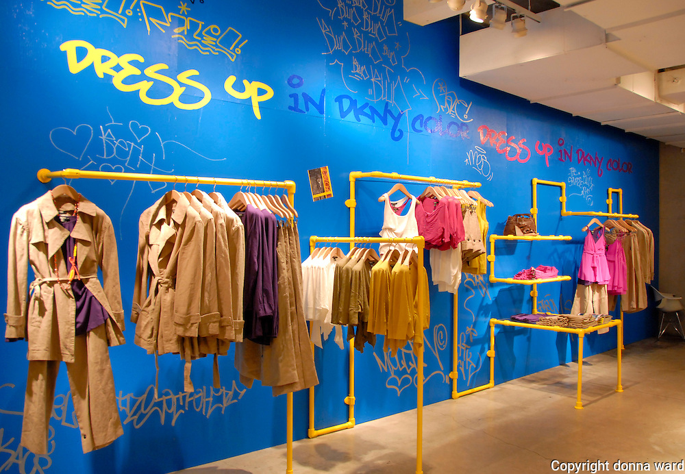 Atmosphere at the GRAFFITI NYC signing and fundraiser for All City at DKNY flagship store on Thursday, March 15, 2007 in New York.