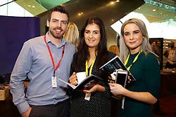 Conor Quinn, Mirror Media,<br /> Niamh Crummey, Ogilvy.<br /> RuthGill,Ogilvy.