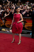 LUCY LUI,  Film premiere of Kung Fu Panda. Vue West End. Leicester Sq. London. 26 June 2008.  *** Local Caption *** -DO NOT ARCHIVE-© Copyright Photograph by Dafydd Jones. 248 Clapham Rd. London SW9 0PZ. Tel 0207 820 0771. www.dafjones.com.