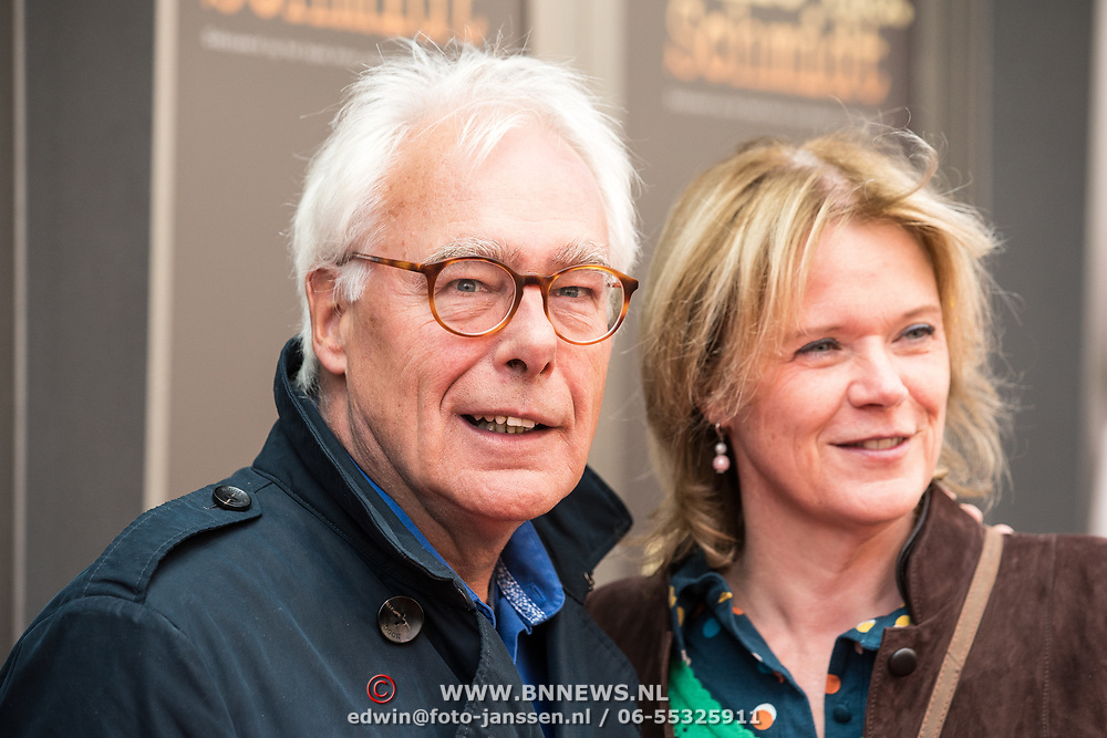 NLD/Amsterdamt/20180930 - Annie MG Schmidt viert eerste jubileum, Flip van Duyn