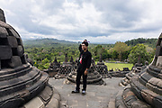 INDONESIA, Central Java, Borobudur Temple