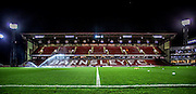 Oakwell during the Johnstone's Paint Trophy match between Barnsley and York City at Oakwell, Barnsley, England on 10 November 2015. Photo by Simon Davies.