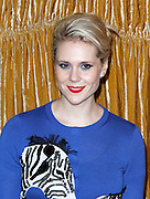Kate Nash attends the Alice + Olivia presentation during the Mercedes-Benz Fall/Winter 2015 shows at the Prince George Ballroom in New York City, New York on February 16, 2015.