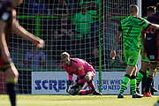 Lewis Thomas of Forest Green Rovers during the EFL Sky Bet League 2 match between Forest Green Rovers and Stevenage at the New Lawn, Forest Green, United Kingdom on 21 September 2019.