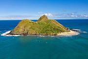 Mokulua Island, Lanikai, Kailua, Oahu, Hawaii