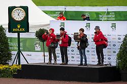 Maximillian Tan, (SIN), Don's Day Dream - Team Competition Grade Ib Para Dressage - Alltech FEI World Equestrian Games™ 2014 - Normandy, France.<br /> © Hippo Foto Team - Jon Stroud <br /> 25/06/14