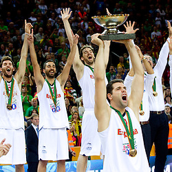 20110918: LTU, Basketball - Eurobasket 2011, Final day