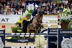 Brash Scott, GBR, Hello M Lady<br /> Gothenburg Horse Show FEI World Cups 2017<br /> © Hippo Foto - Stefan Lafrentz<br /> 26/02/17