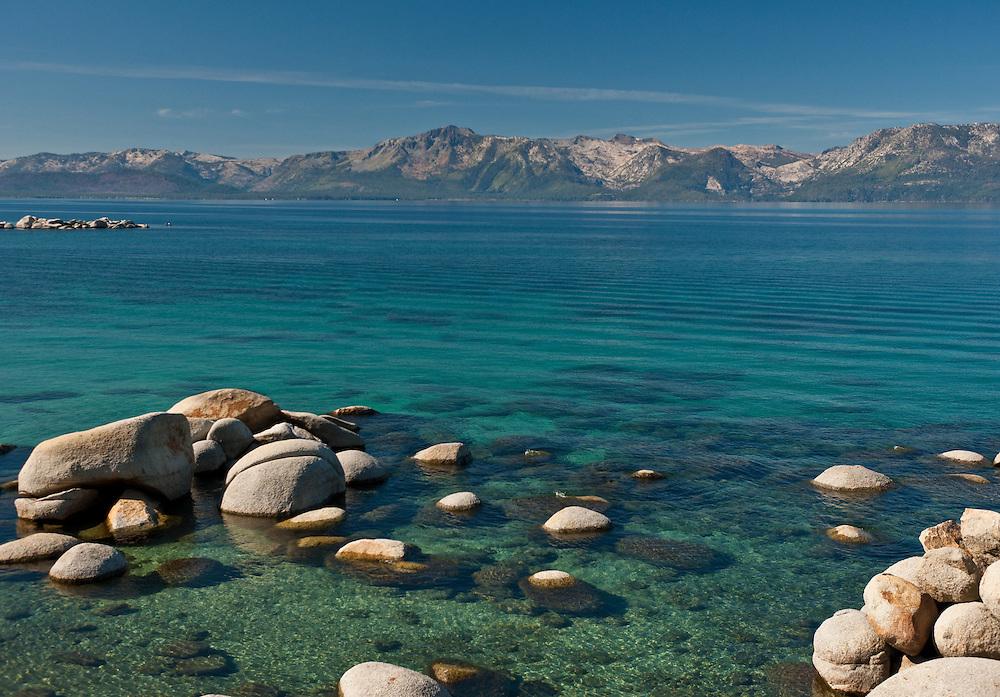 Lake Tahoe Landscape Southshore Clear WaterLake Tahoe Landscape