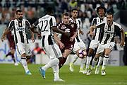 &copy; Filippo Alfero<br /> Juventus-Torino, Serie A 2016/2017<br /> Torino, 06/05/2017<br /> sport calcio