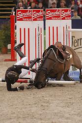 Staut Kevin (FRA) - Picobello Zeta Z<br /> CSI-W Leipzig 2010<br /> Photo© Hippo Foto - Dirk Caremans