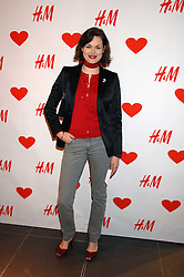 JASMINE GUINNESS at a party to celebrate the opening of the new H&M store at 234 Regent Street, London on 13th February 2008.<br /><br />NON EXCLUSIVE - WORLD RIGHTS