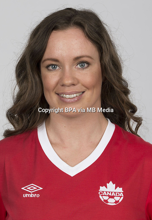 Fifa Woman's Tournament - Olympic Games Rio 2016 - <br />Canada National Team - <br />Allysha Chapman