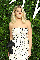 Mollie King, The Fashion Awards 2019, Royal Albert Hall, London, UK, 02 December 2019, Photo by Richard Goldschmidt
