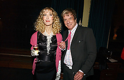 BASIA BRIGGS and NICKY HASLAM at a reception to support The Hyde Park Appeal at the Officers Mess, Hyde Park Barracks, London SW1 on 24th January 2007.<br /><br /><br />NON EXCLUSIVE - WORLD RIGHTS