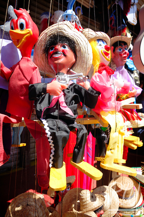 Marionette Dolls, Ensenada, Baja California, Mexico