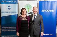 Queensland Project Management Achievement Awards - August 18, 2016: Brisbane City Hall, Brisbane, Queensland, Australia. Credit: Jon W / Event Photos Australia