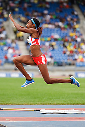 Samsung Diamond League adidas Grand Prix track & field; Womens Triple Jump,