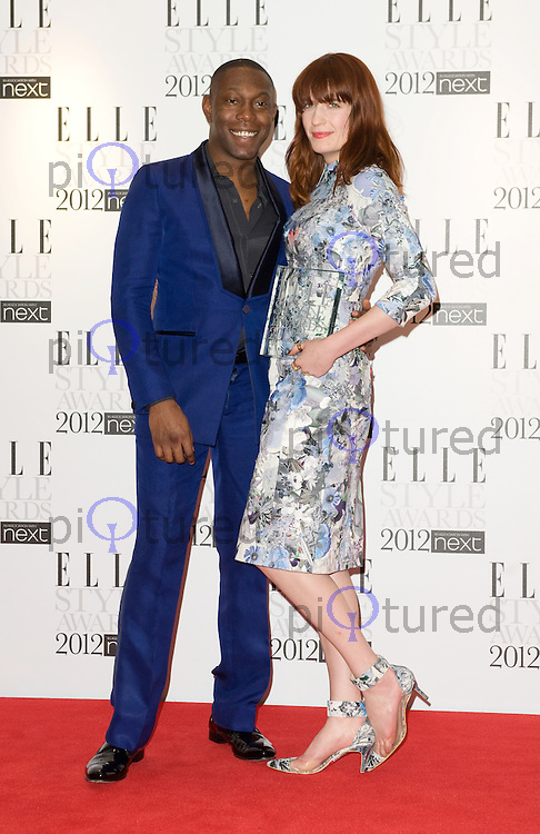 Winners Boards at the 2012 Elle Style Awards held at the Savoy Hotel in London..13th Feb 2012..Pics by Dave Norton / Piqtured