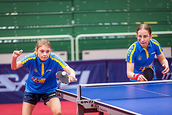 SWEDEN (ANDERSSON Emil, KARLSSON Linus  WESTERBERG Nicklas Thomas) during day 4 of 15th EPINT tournament - European Table Tennis Championships for the Disabled 2017, at Arena Tri Lilije, Lasko, Slovenia, on October 1, 2017. Photo by Ziga Zupan / Sportida