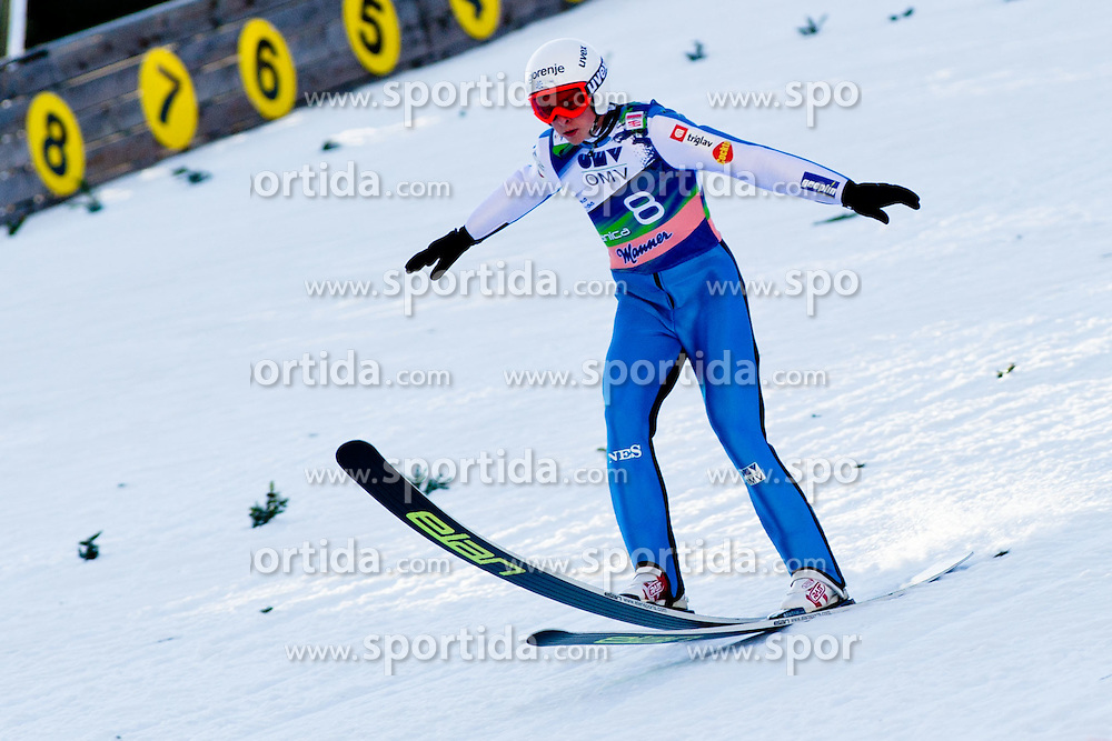 Jaka Hvala of Slovenia during Flying Hill Individual at 2nd day of FIS Ski Jumping World Cup Finals Planica 2012, on March 16, 2012, Planica, Slovenia. (Photo by Matic Klansek Velej / Sportida.com)