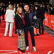 Roma Downey and Mark Burnett attend The Romanoffs - World Premiere at CURZON MAYFAIR, London, Uk. 2nd October 2018.