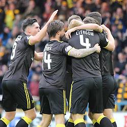 Livingston v Dundee United, Premiership play-off semi-final, 11 May 2018