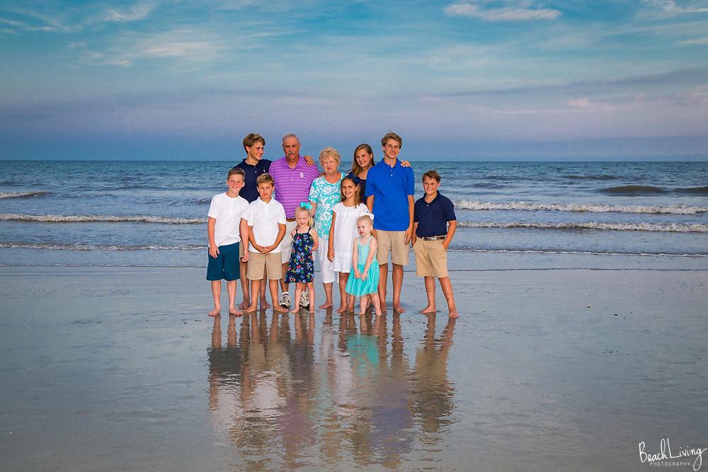 Katie Henritz family vacation 2018