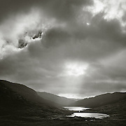 Loch an Eilein, Loch an Ellen, and Loch Airdeglais, Isle of Mull