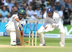 Birmingham: 3rd Investec Test Match England Vs Pakistan - 3-7 Aug 2016