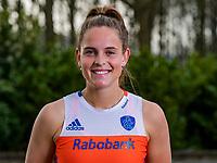 HOUTEN - Pien Sanders.   selectie Nederlands damesteam voor Pro League wedstrijden.       COPYRIGHT KOEN SUYK