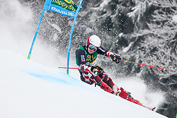 Filip Zubcic of Croatia competes during 1st run of Men's GiantSlalom race of FIS Alpine Ski World Cup 57th Vitranc Cup 2018, on March 3, 2018 in Kranjska Gora, Slovenia. Photo by Ziga Zupan / Sportida