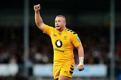 Tom Cruse of Wasps - Mandatory by-line: Dougie Allward/JMP - 30/11/2019 - RUGBY - Sandy Park - Exeter, England - Exeter Chiefs v Wasps - Gallagher Premiership Rugby