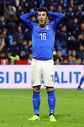 RICCARDO ORSOLINI (ITALY)     <br /> Football friendly match Italy vs England u21<br /> Ferrara Italy November 15, 2018<br /> Photo by Filippo Rubin