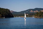Deer Harbor Orcas Island, San Juan Islands, Washington State<br />