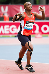 Samsung Diamond League adidas Grand Prix track & field; Kateema Riettie, JAM, Javelin