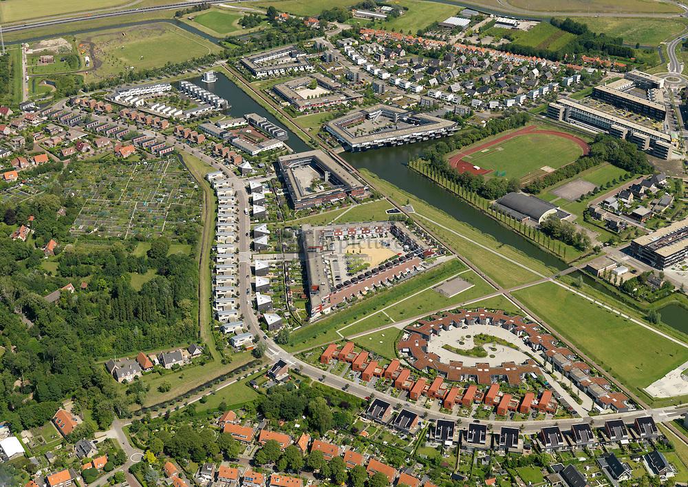 20110715 0146  Woonwijk de Veersche Poort.