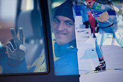 YAROVYI Maksym, UKR, Biathlon Pursuit, 2015 IPC Nordic and Biathlon World Cup Finals, Surnadal, Norway