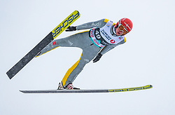 11.03.2018, Holmenkollen, Oslo, NOR, FIS Weltcup Ski Sprung, Raw Air, Oslo, im Bild Richard Freitag (GER) // Richard Freitag of Germany during the 1st Stage of the Raw Air Series of FIS Ski Jumping World Cup at the Holmenkollen in Oslo, Norway on 2018/03/11. EXPA Pictures © 2018, PhotoCredit: EXPA/ JFK