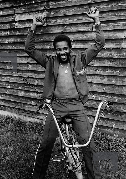 Toots in the UK 1981