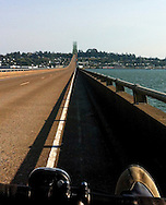 Crossing the Columbia River, Washington/Oregon