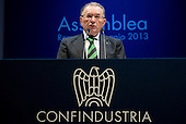 Confindustria Annual Meeting