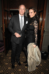 HARRY & DALIT NUTTAL at a party to celebrate the launch of the Astley Clarke Fine Jewellery Collection held at The Connaught hotel, London W1 on 28th February 2008.<br /><br />NON EXCLUSIVE - WORLD RIGHTS